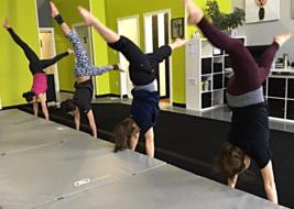 Handstands & Tumbling